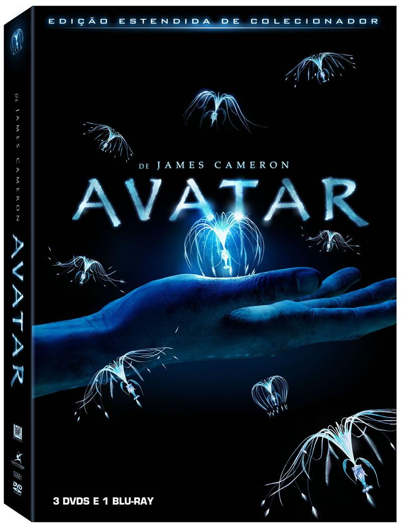 avatar combo dvd bluray