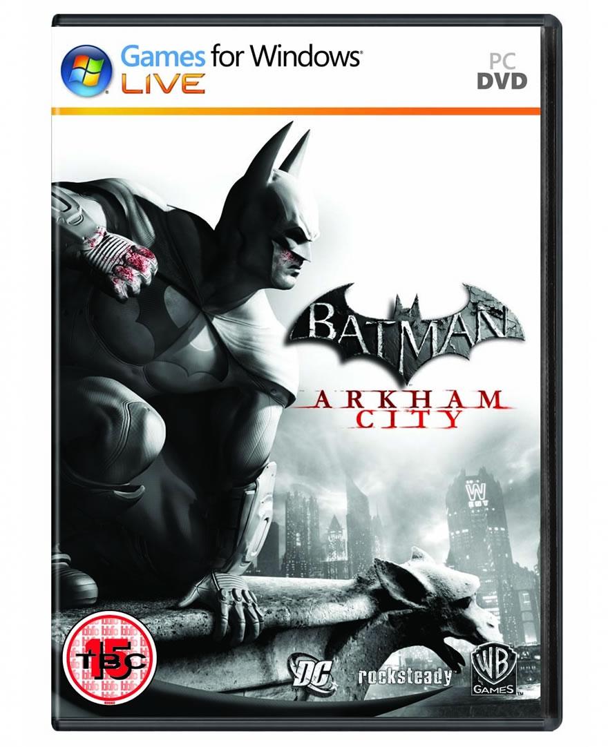 capa batman arkham city final pcs