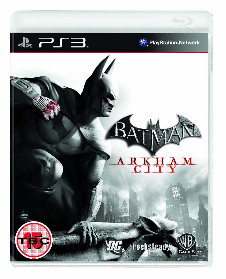 capa batman arkham city final ps3