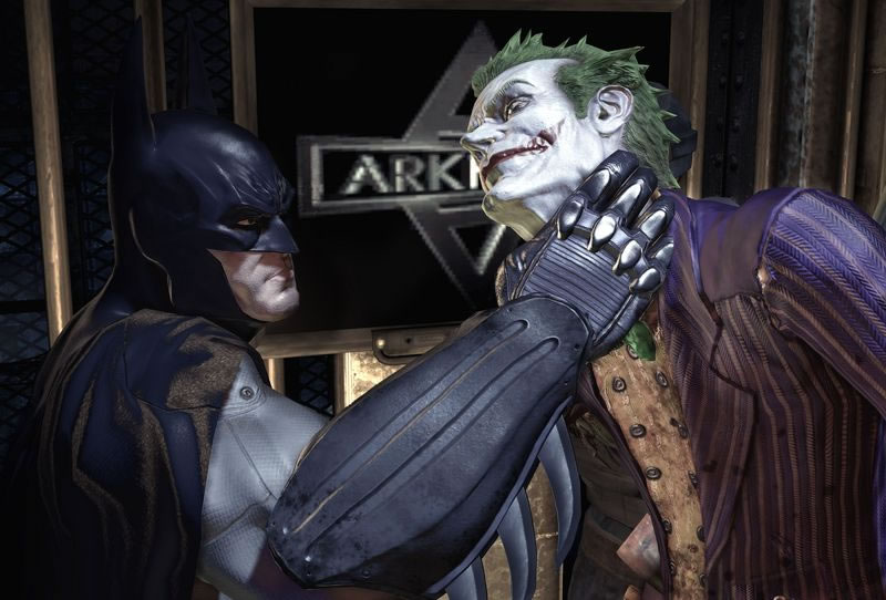 Batman: Arkham Asylum para PS3 possibilitará o controle do Coringa Arkham_05