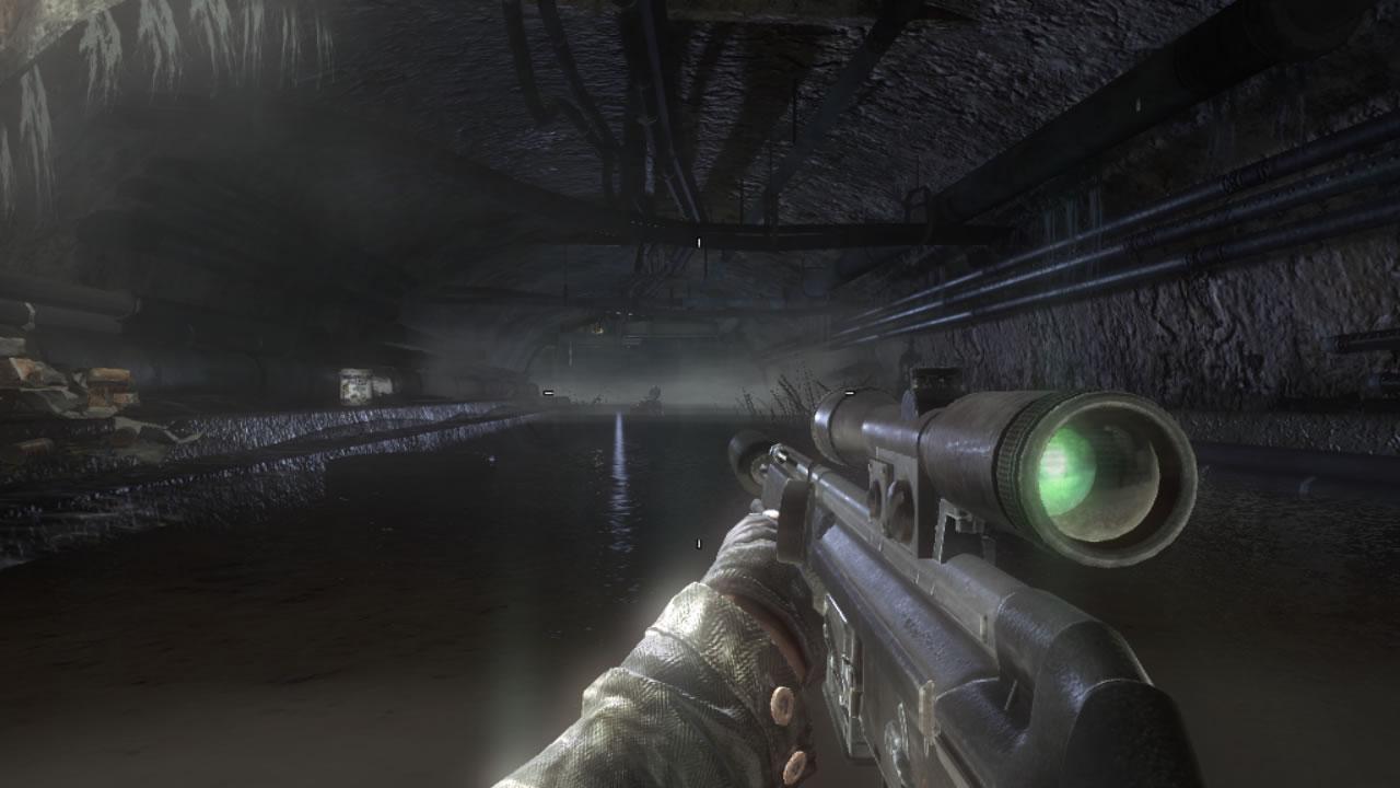 primeira tela sniper