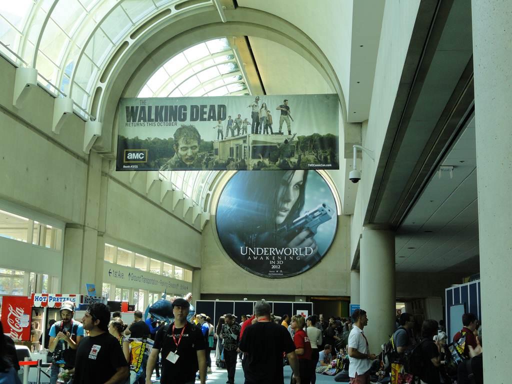Comic-Con 2012 em San Diego