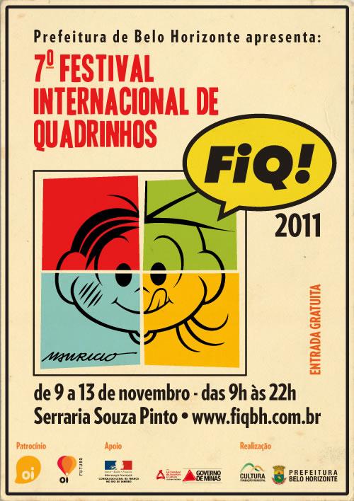cartaz fiq 2011