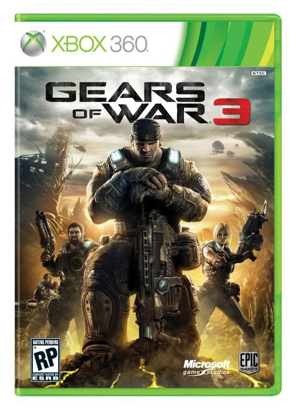 capa gears of war