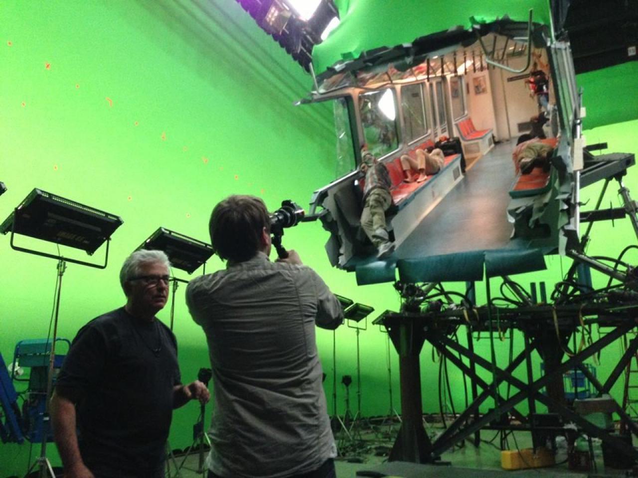 Godzilla Set 18Mai2013
