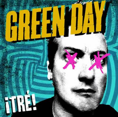 Green Day - ¡Uno! ¡Dos! ¡Tré!