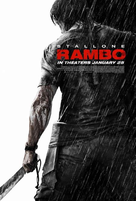 Filme: Rambo IV - Dublado