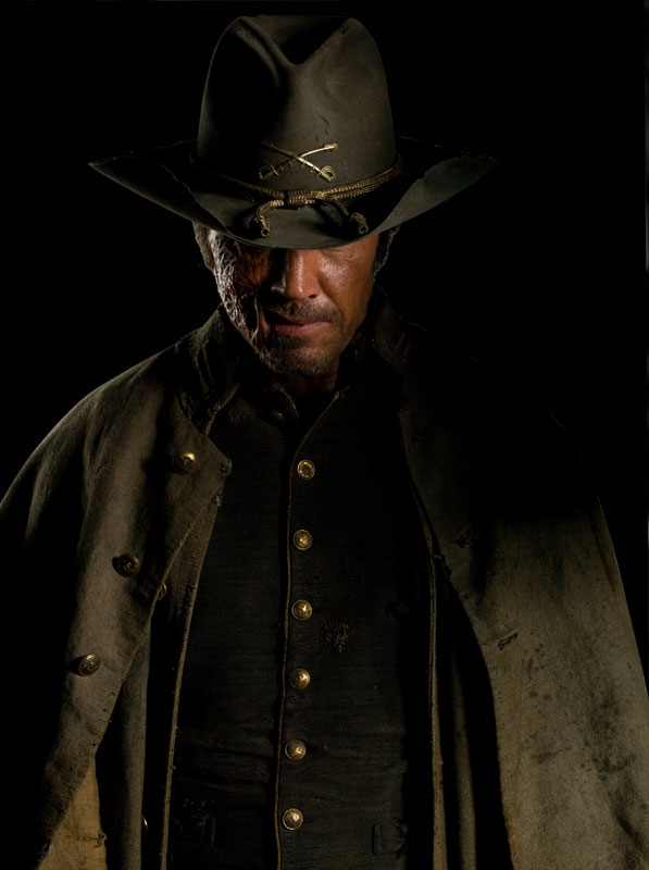 John Brolin as Jonah Hex