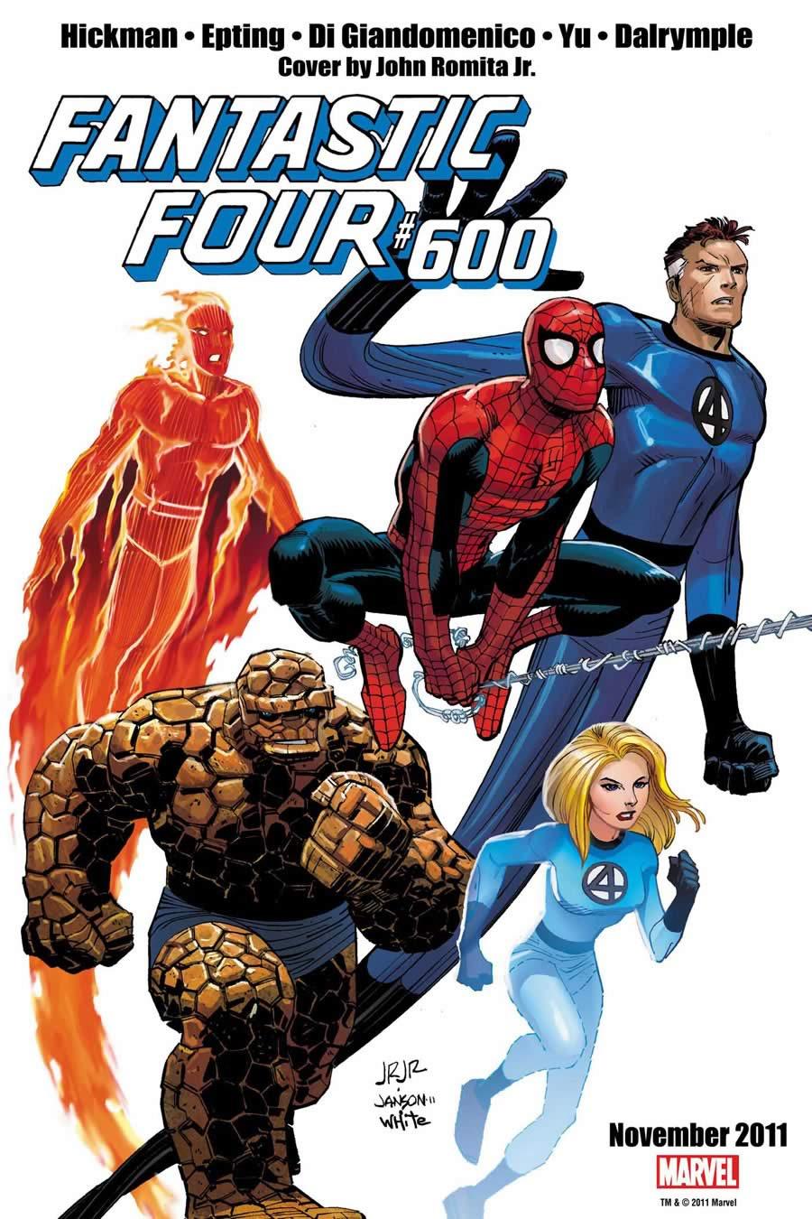 fantastic four 600 teaser