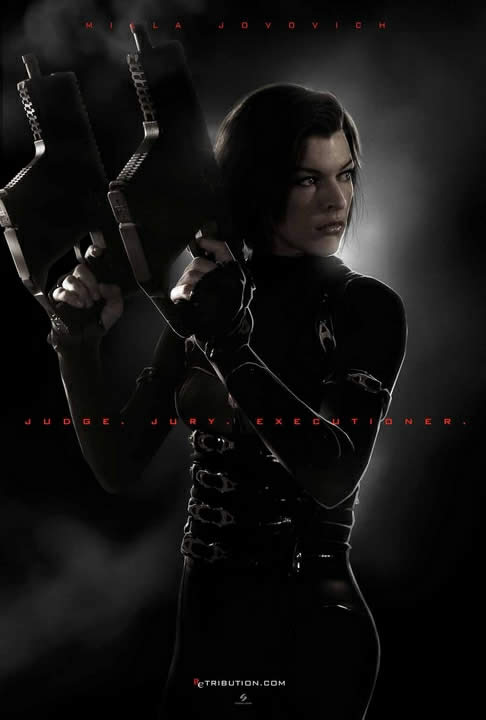 resident evil 5 retribution cartaz 08