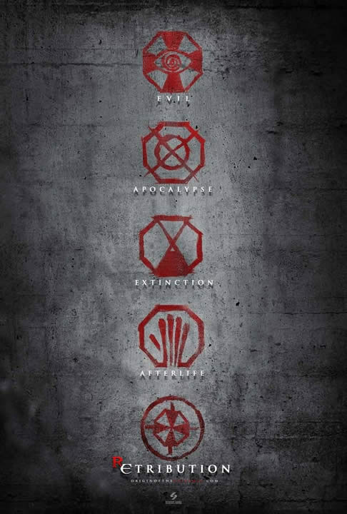resident evil 5 retribution cartaz 18