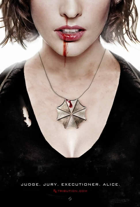 resident evil 5 retribution cartaz 20