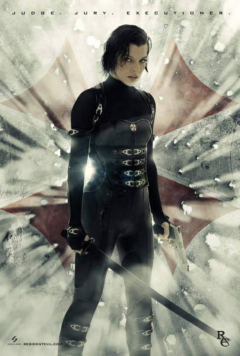 resident evil 5 retribution cartaz 25