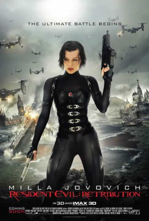 resident evil retribution cartaz 13ago2012