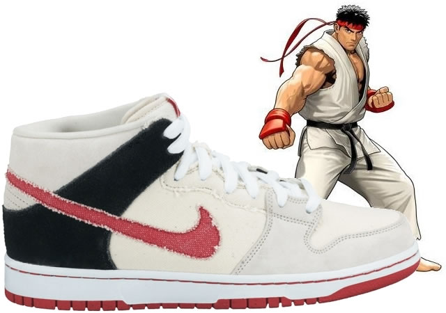 Screens Zimmer 4 angezeig: street game sneakers