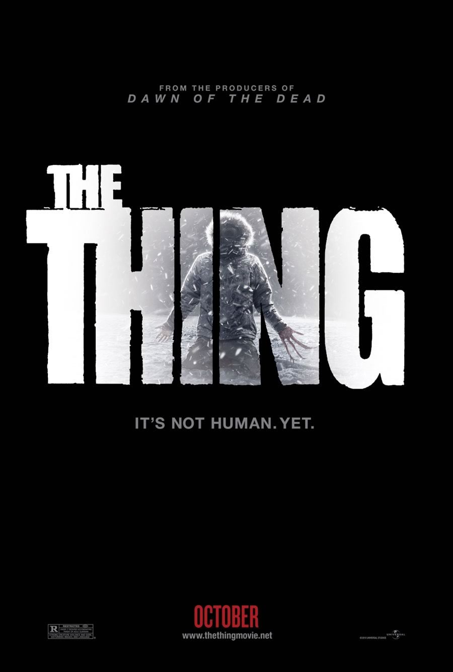 the thing poster 11jul2011