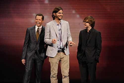 two and a half men upfront 2011 2