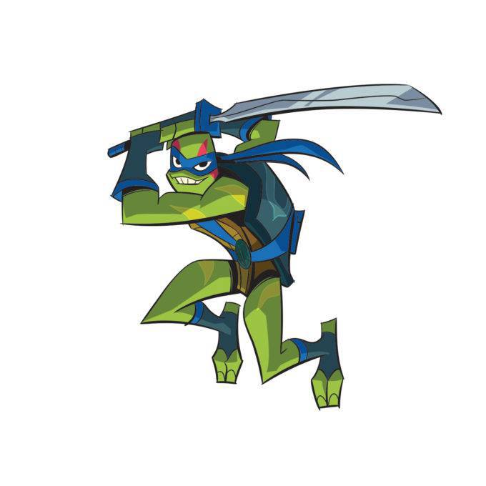 Tartarugas Ninja Revelado O Visual De Leonardo Raphael