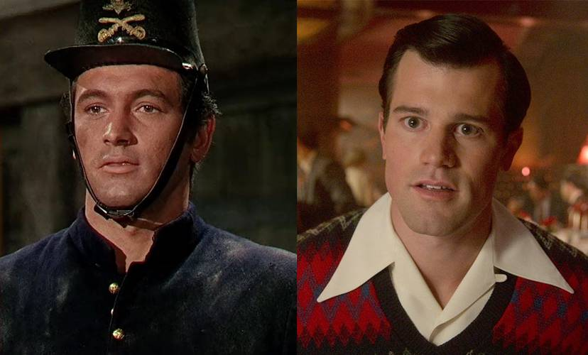 Jake Picking em Hollywood e Rock Hudson em Seminole