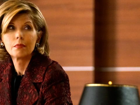 Christine Baranski em The Good Fight