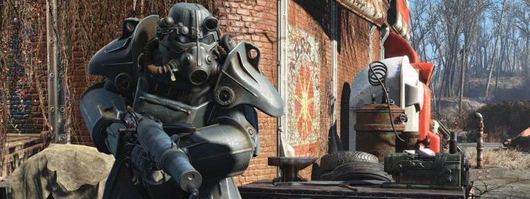 Fallout 4 - Bethesda Game Studios, de Fallout 4 e Skyrim