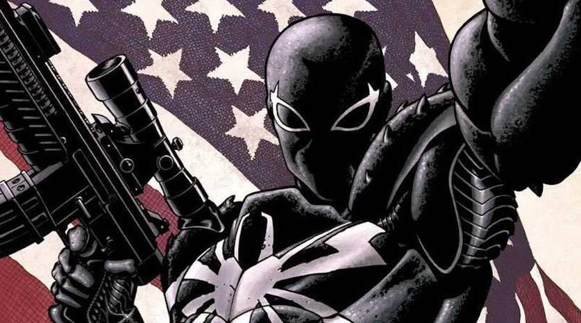 Flash Thompson como Agente Venom/Marvel Comics