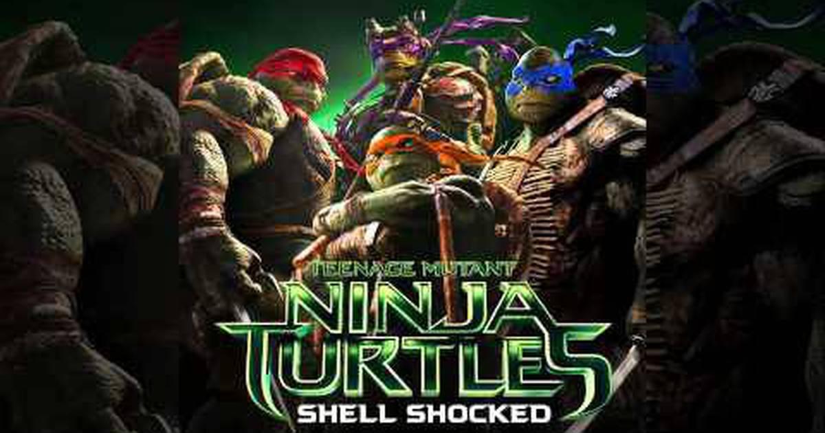 As Tartarugas Ninjas   Ouça a música-tema do filme