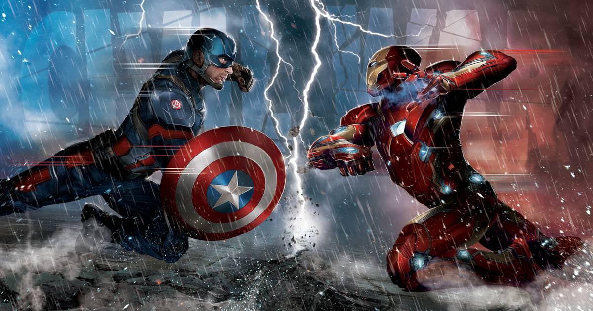 Capitão América: Guerra Civil | Time do Capitão está pronto para batalha em nova imagem