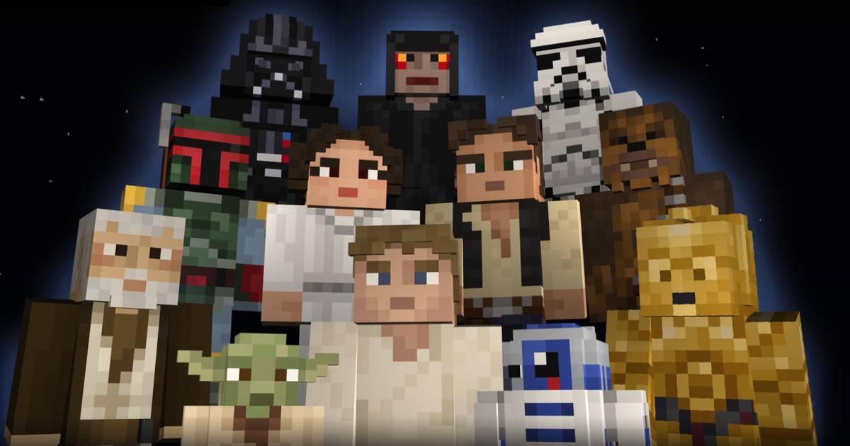 Minecraft - Minecraft | Skins de Star Wars chegam aos consoles da Sony - The Enemy