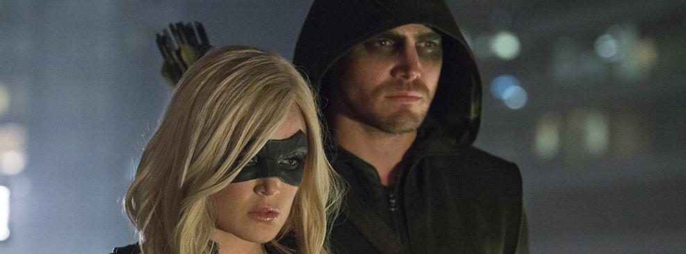Cena de Arrow/CW/Divulgação
