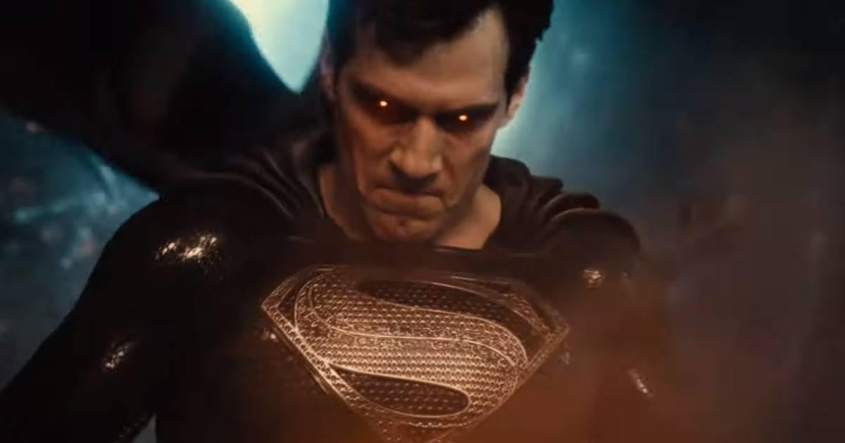 Snydercut Superman Black Suit final trailer