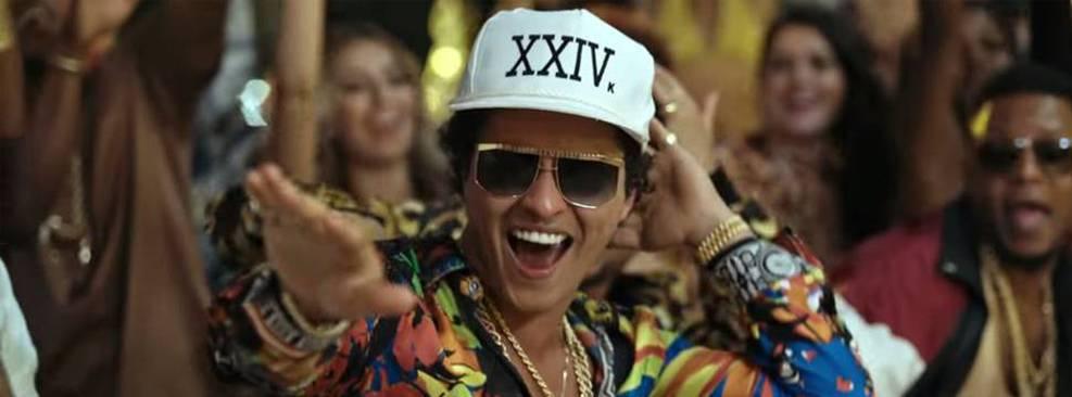 Bruno Mars vai estrelar e produzir musical da Disney