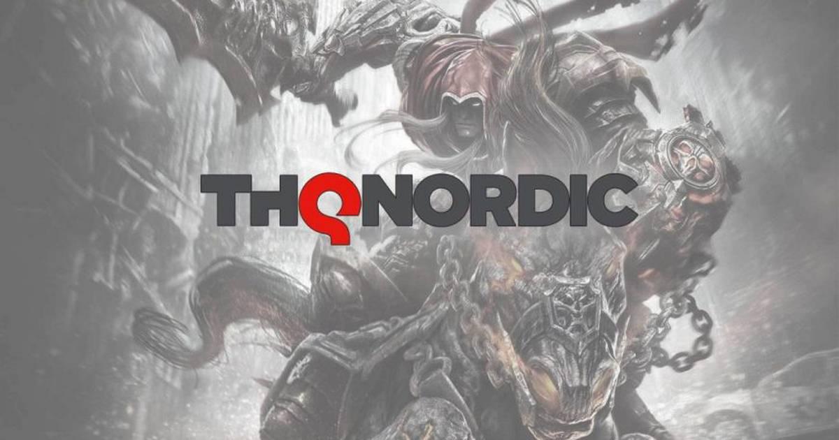 Resultado de imagem para thq nordic