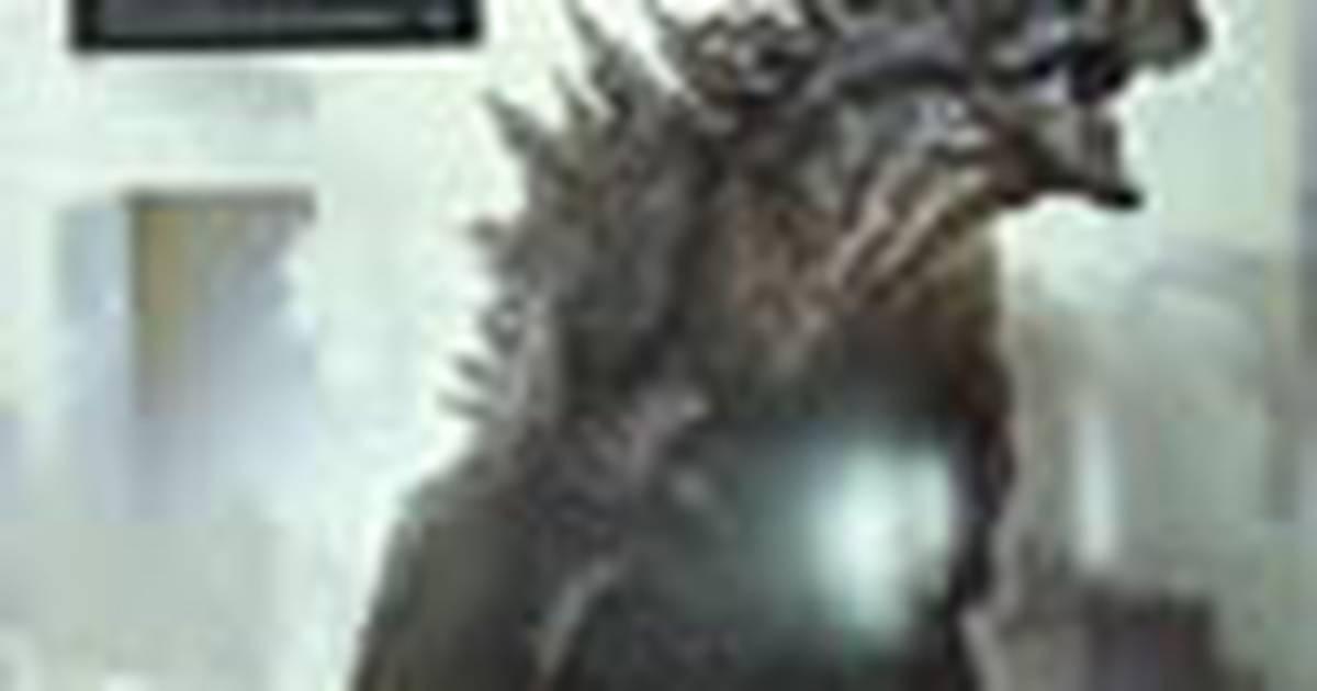 Godzilla   Artes conceituais revelam visuais alternativos do monstro