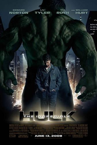 Cartaz de O Incrível Hulk