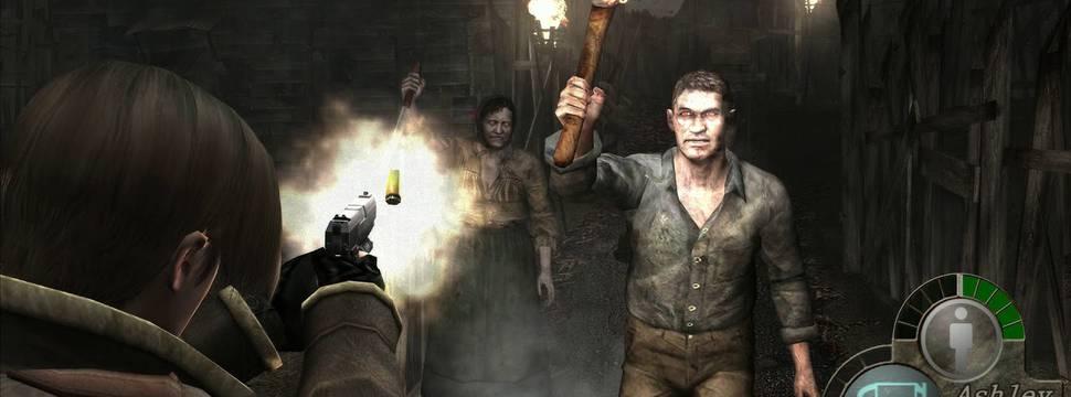 Resident Evil 4 Recomeco - Remaster de Resident Evil 4 criado por ... 4e3a37d0b16