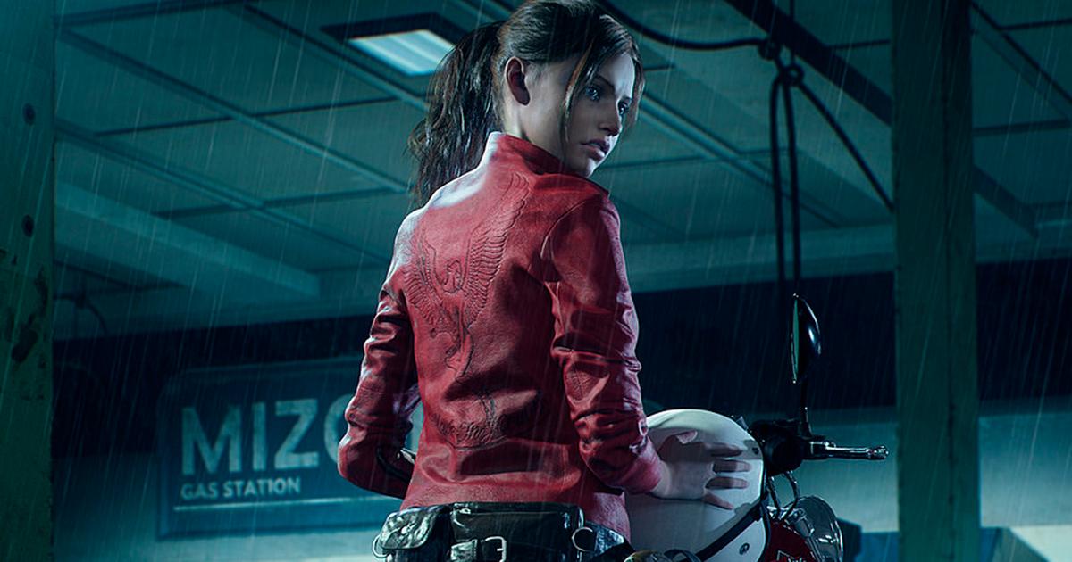 Resident Evil 2 Resident Evil 2 Claire Ganha Novo