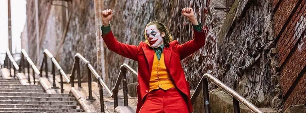 Joaquin Phoenix em Coringa/Warner Bros./Divulgação