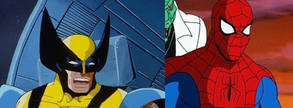 X-Men, Homem-Aranha e mais: Disney+ terá desenhos clássicos da Marvel