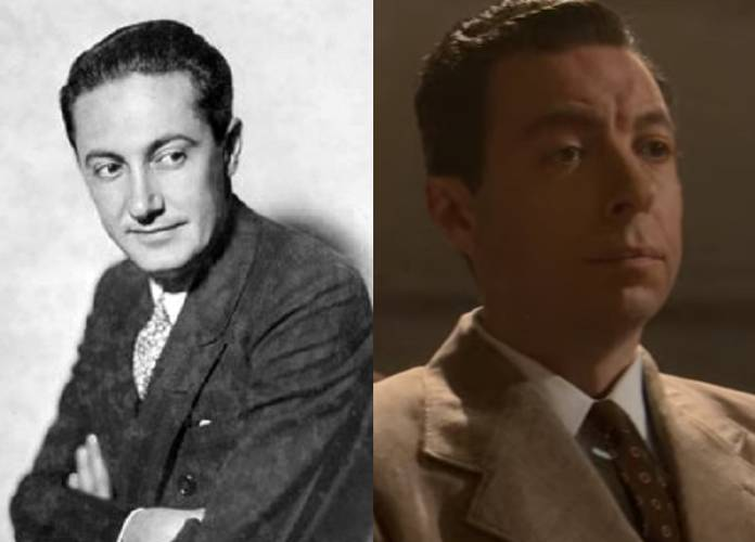 Irving Thalberg e Timothy Dvorak em Hollywood