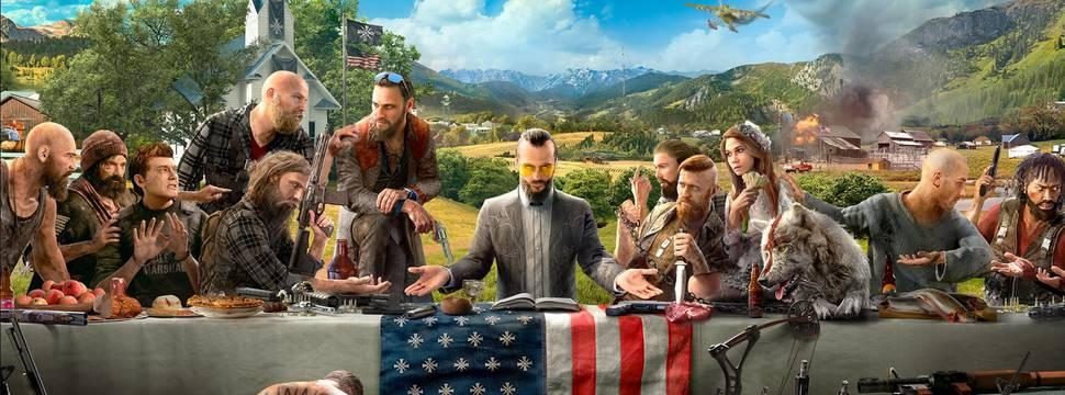 [UPDATE] Far Cry 5 está de graça até 31 de maio, veja como resgatar a cortesia temporária