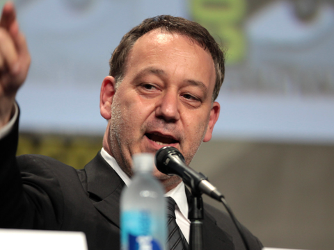 Sam Raimi na SDCC 2014 (via Gage Skidmore)