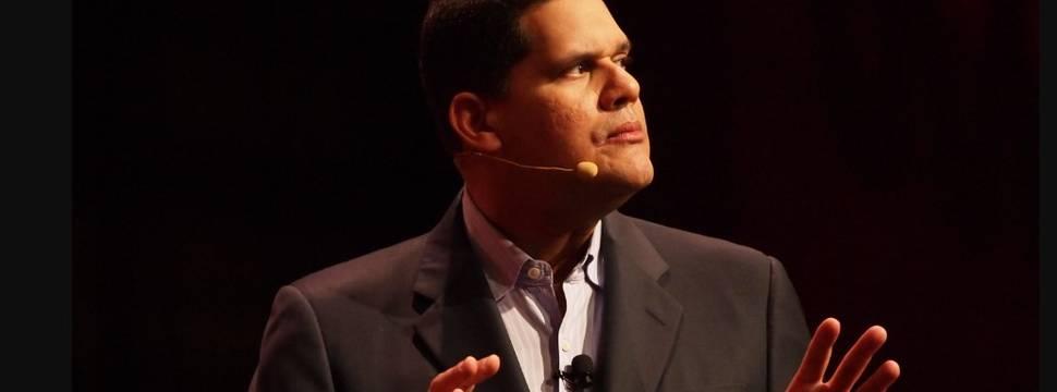 Presidente da Nintendo America, Reggie Fils-Aime, vai se aposentar. Doug Bowser será o novo presidente Reggie