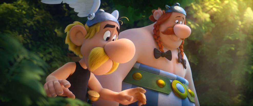 Asterix ganhará minissérie em 3D na Netflix
