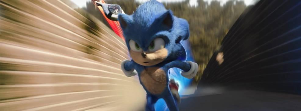Sonic: O Filme segue na liderança da bilheteria nacional