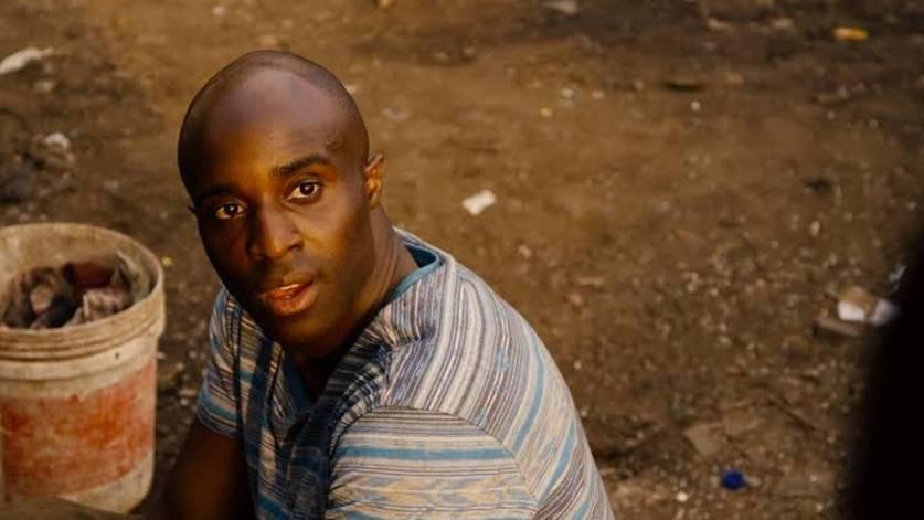 Toby Onwumere em Sense8