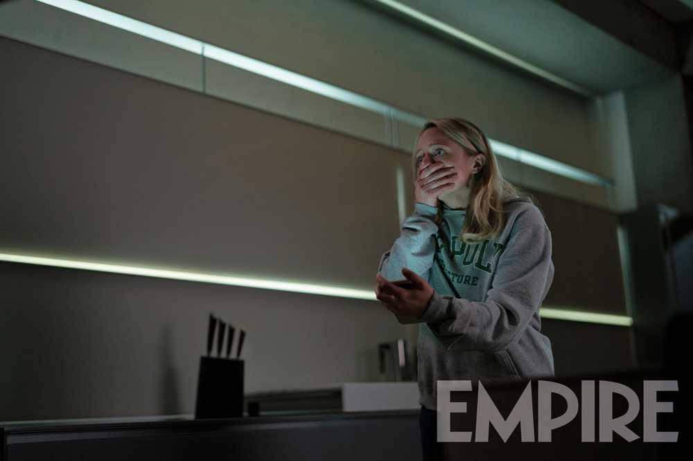 Elizabeth Moss em O Homem Invisível/Universal Pictures