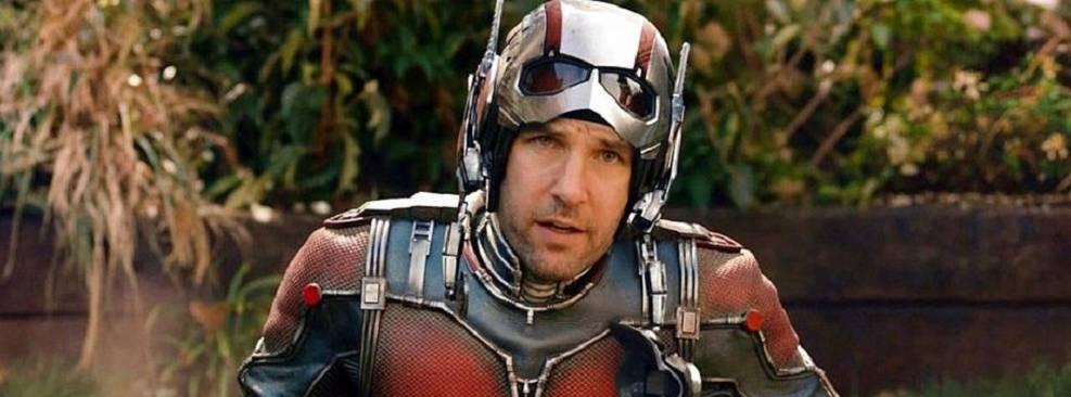 Homem-Formiga 3 - Paul Rudd confirma início das filmagens em Londres