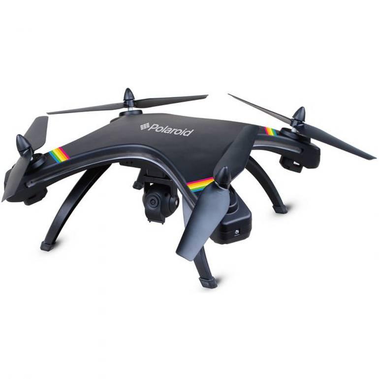 Polaroid terá quatro novos drones fotográficos. Modelos chegam ao mercado a  partir deste sábado, dia 7 de outubro 33b25f144a