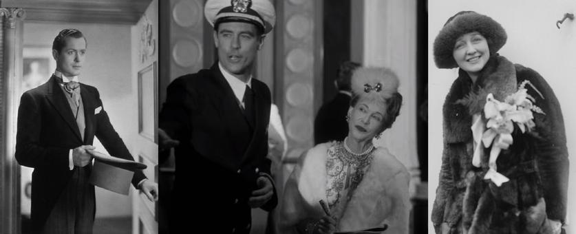 Robert Montgomery em Conquistador Irresistível/Mitch Eakins e Holly Kaplan em Hollywood/Hedda Hopper